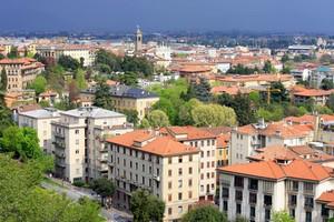 Car hire Bergamo