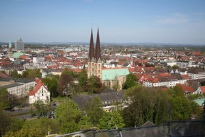 Car hire Bielefeld