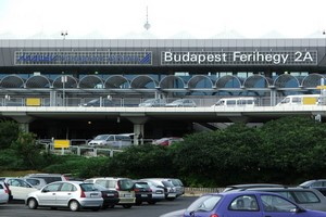Car hire Budapest Ferihegy Airport