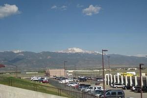 Car hire Colorado Springs Airport