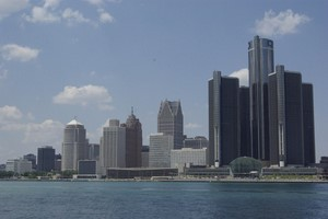 Car hire Detroit