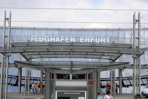 Car hire Erfurt Airport
