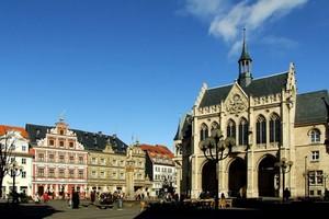 Car hire Erfurt