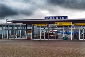 Car hire Esbjerg Airport