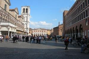 Car hire Ferrara