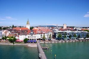 Car hire Friedrichshafen