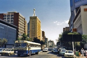 Car hire Harare