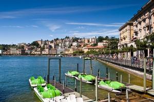 Car hire Lugano
