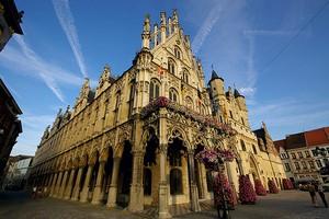 Car hire Mechelen