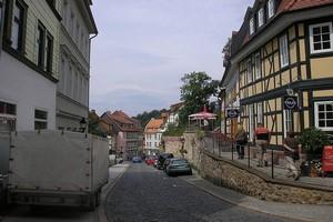Car hire Nordhausen