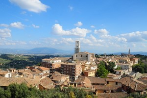 Car hire Perugia