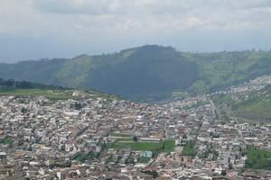 Car hire Quito