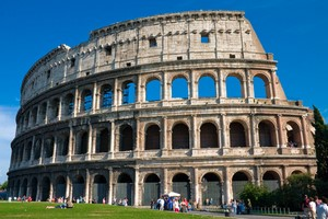 Car hire Rome