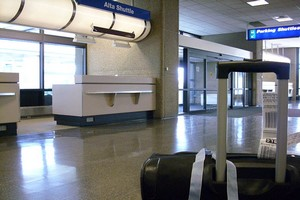 Car hire Salt Lake City Airport