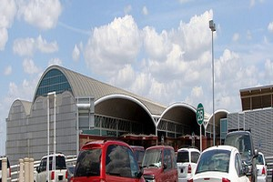Car hire San Antonio Airport