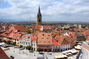 Car hire Sibiu