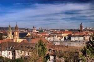Car hire Würzburg